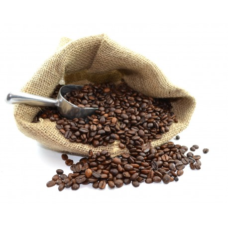 Medium roast Arabica coffee bean