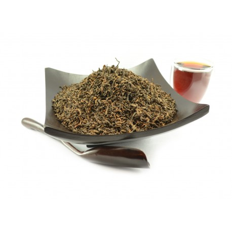 Loose Pu-Erh tea