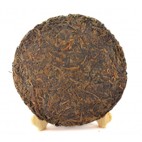 Thai Sheng Pu-erh (Green)