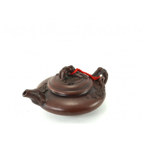 Exclusive Clay Teapot