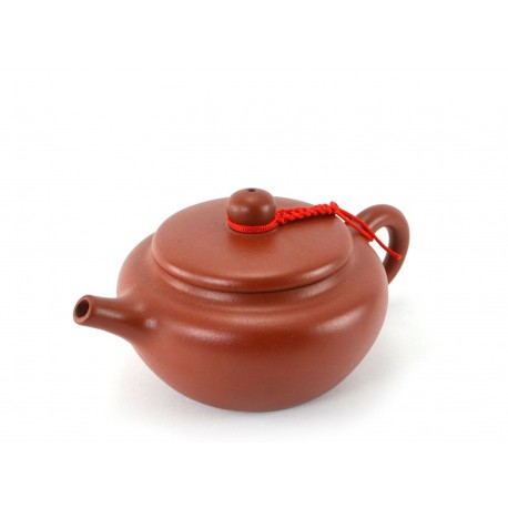 Teapot made from red clay