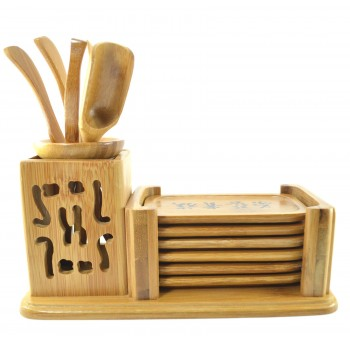 Traditional Tools for Tea Ceremony