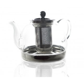 Large Size Glass Teapot