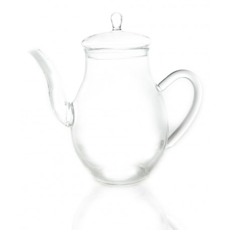 Coffee & Teapot made of Glass