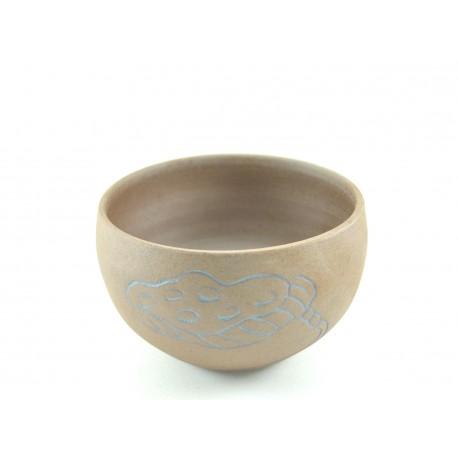 Традиционная японская чаша для заваривания чая Матча