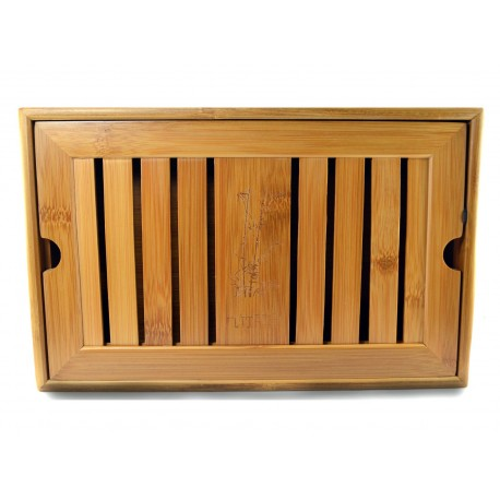 Bamboo Kungfu Tea Tray