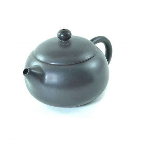 Dark Brown Yixing Clay Teapot