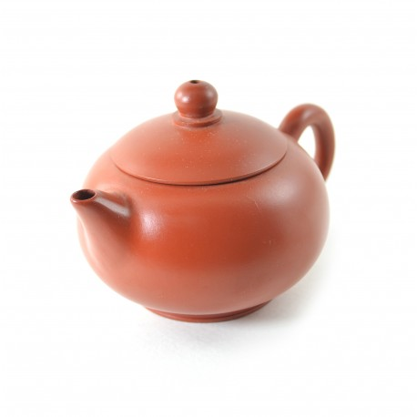 Red clay tea pot