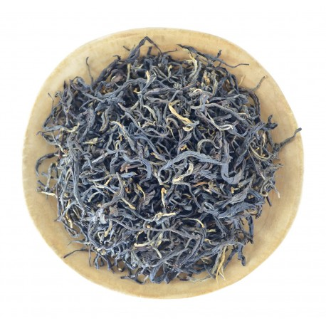 Assam Red Tea from Tea Trees