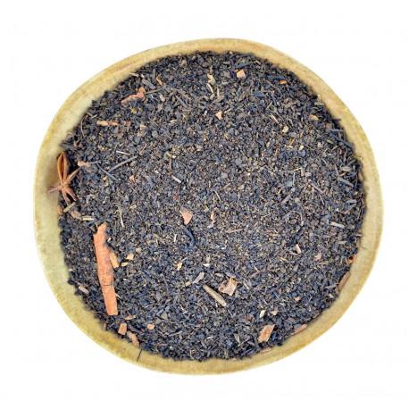 Традиционный тайский черный чай