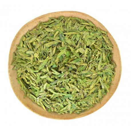 Dragonwell tea (Longjing)