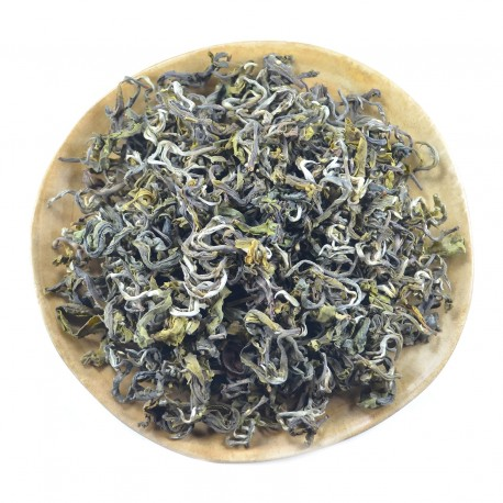 Green Tea from Old Tea Trees