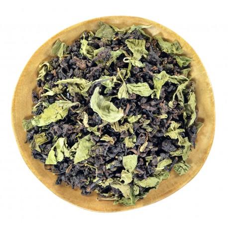 Moroccan Mint black tea