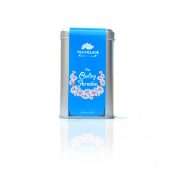"Herbal Tea Blend ""The Cooling Paradise"""