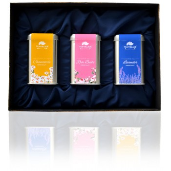 Flower Tea Gift Set