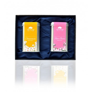 Chamomile & Rose Gift Set