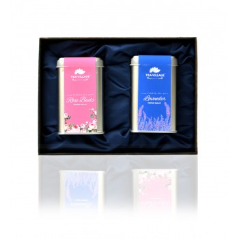 Rose & Lavender Tea Gift Set