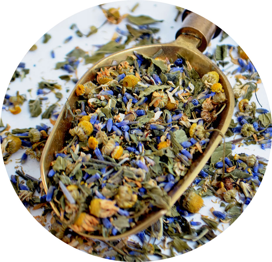 100% Natural Herbal Tea The Cooling Paradise