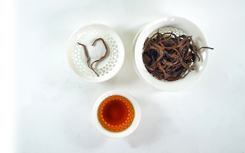 Assam Red Tea from Old Tea Trees