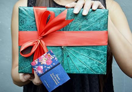 ชุดของขวัญ