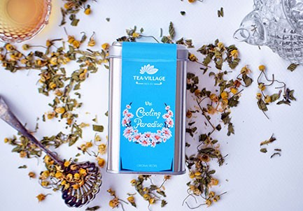 Tea Blend The Cooling Paradise